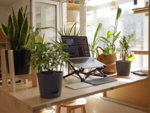 tech for working remotely